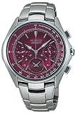WIRED (ワイアード) 腕時計 クロノグラフ パイクレイヤーダイヤルモデル AGDV007 メンズ