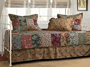 Greenland Home Antique Chic 5-Piece Daybed Set