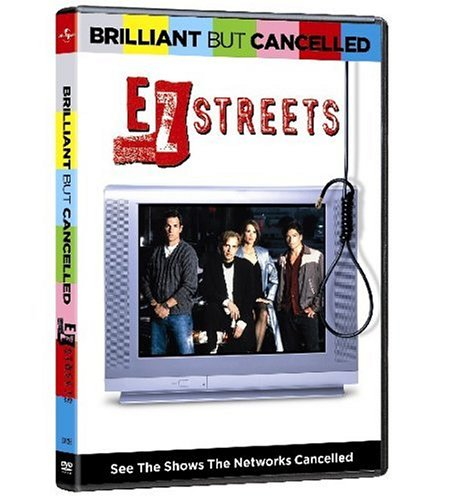 brilliant-but-cancelled-ez-streets-dvd-1997-region-1-us-import-ntsc