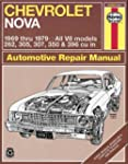 Chevrolet Nova Automotive Repair Manu...