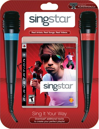 Image of SingStar Bundle