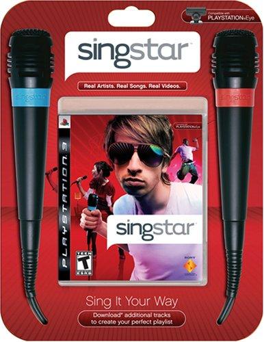 Sony-SingStar Bundle