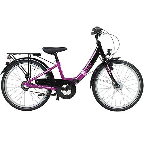 20-Zoll-Mdchen-Fahrrad-Cityrad-BBF-Cove-StVZO-Beleuchtung