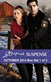 Love Inspired Suspense October 2014 - Box Set 1 of 2: The Lawman Returns\Holiday Defenders\Tundra Threat