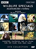 WILDLIFE SPECIALS: BBC - David Attenborough 3 Discs 660 Mins. NEW