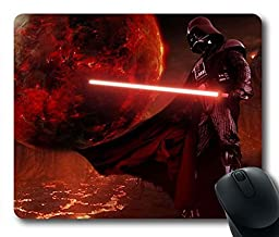 Gaming Mouse Pad, Star Wars Darth Vader Personalized MousePads Natural Eco Rubber Durable Design Computer Desk Stationery Accessories Gifts For Mouse Pads