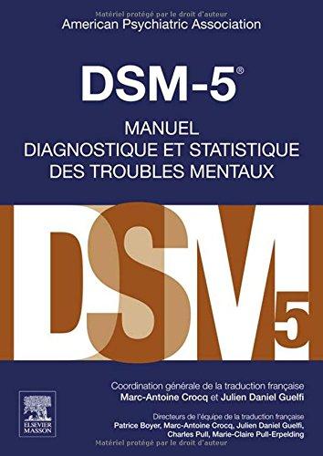 dsm-5-manuel-diagnostique-et-statistique-des-troubles-mentaux