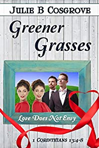 Greener Grasses by Julie B Cosgrove ebook deal