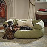 Comfy Couch Pet Bed - Hazelnut, Medium (15 to 45 lbs.) - Frontgate Dog Bed