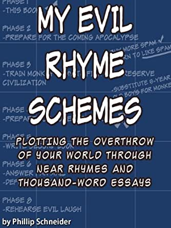 Words that rhyme with essays