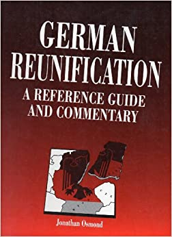 reunification in germany essay Recognize germany's reunification with the fall of the  go to how to write a good essay on your ap  the reunification of east and west germany in 1990.