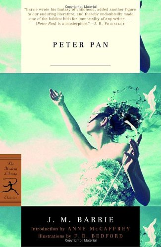 Peter Pan (Modern Library Classics)