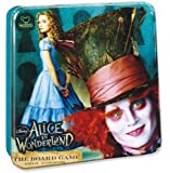 Cardinal Games Alice In Wonderland Board Game In Tin