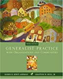 img - for Generalist Practice with Organizations and Communities book / textbook / text book
