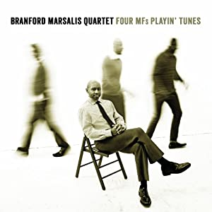 Branford Marsalis  - 4 Mf's Playin' Tunes   cover