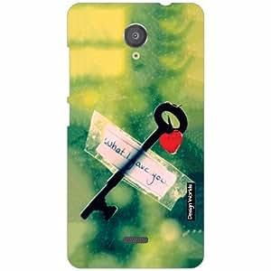Design Worlds - Micromax Unite 2 A106 Designer Back Cover Case - Multicolor P...