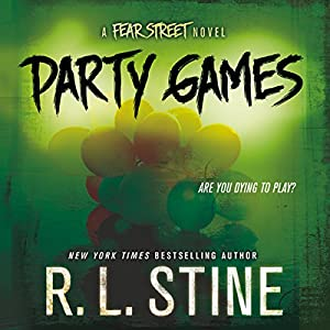 Party Games Audiobook