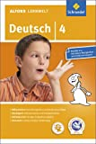 Book - Alfons Lernwelt Lernsoftware Deutsch - Ausgabe 2009: Deutsch 4