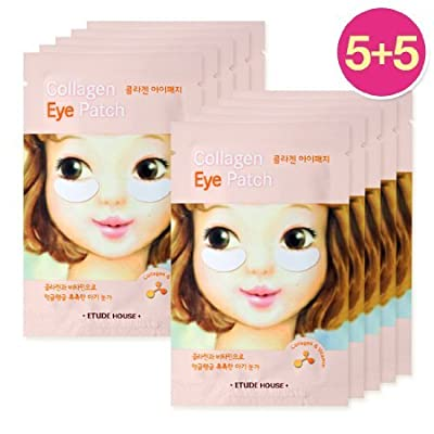 Etude House Collagen Eye Patch, 1.10 Ounce