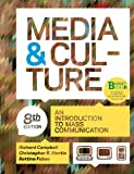 Loose-leaf Version for Media and Culture (Budget Books)