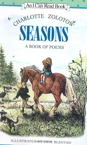 Seasons: A Book of Poems PDF
