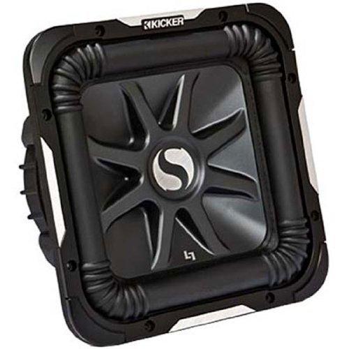 """KICKER S10L74 10"""" 1200W 4-Ohm Car Audio Subwoofer L7"""