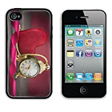 buy Msd Apple Iphone 4 Iphone 4S Aluminum Plate Bumper Snap Case Vintage Background With Retro Alarm Clock Image 25638216
