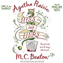 Agatha Raisin: Hiss and Hers: Agatha Raisin, Book 23 (       UNABRIDGED) by M. C. Beaton Narrated by Penelope Keith