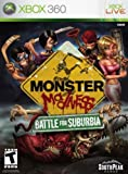 Monster Madness:  Battle for Suburbia - Xbox 360