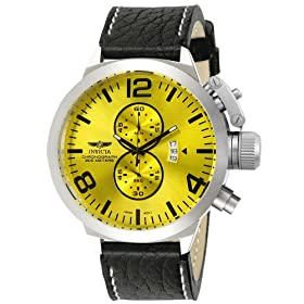 Invicta Men's Corduba Collection Oversized Chronograph Watch #6605