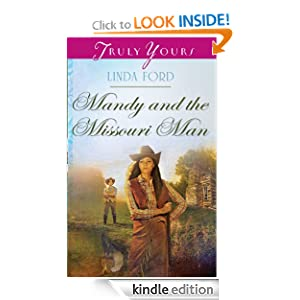 Mandy and the Missouri Man (Truly Yours Digital Editions)