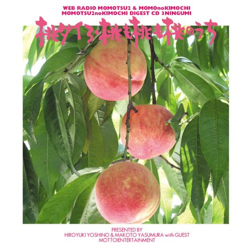 ウェブラジオ 桃通2&桃のきもち・ダイジェストCD 桃ダイ3・桃も桃も桃のうち
