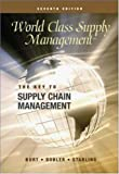 World Class Supply Management: The Key to Supply Chain Management with Student CD - ROM