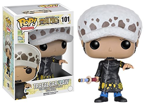 Funko POP Anime: One Piece Trafalgar Law Action Figure