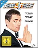 Johnny English - Steelbook [Alemania] [Blu-ray]
