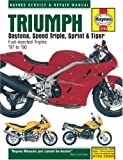 Triumph: Daytona, Speed Triple, Sprint and Tiger- Fuel-Injected Triples '97 to '00: 1997-2000 Matthew Coombs