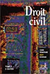 Droit civil, tome 2 : R�gimes matrimo...