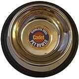 IMS Non-Spill Mirrored Bowl, 32-Ounce