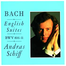 J.S. Bach: English Suite No.5 in E minor, BWV 810 - 2. Allemande