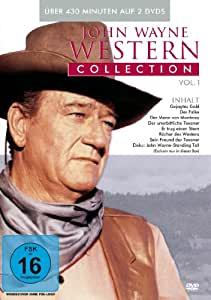 John Wayne - Western Collection Vol. 1 [2 DVDs]