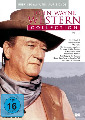 John Wayne - Western Collection Vol. 1 [2 DVDs]