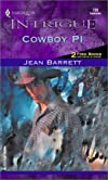 Cowboy P.I. (Harlequin Intrigue, 728)