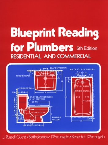 Blueprint Reading for Plumbers: Residential and Commercial - Cengage Learning - DE-0827334591 - ISBN:0827334591