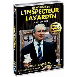 Inspecteur Lavardin : L'escargot noir - Maux croisés
