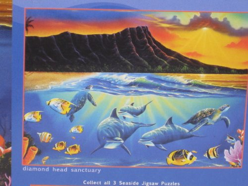 Art of Lassen Jigsaw Puzzle Whale Star 550 Piece
