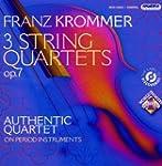 Three String Quartets op.7