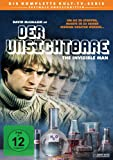 Der Unsichtbare - The Invisible Man - Die komplette Serie (4 DVDs)