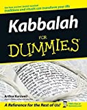 img - for Kabbalah For Dummies book / textbook / text book
