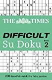 The Times: Difficult Su Doku Book 2: Bk. 2