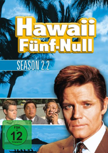 Hawaii Fünf-Null - Season 2.2 [3 DVDs]